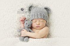 48 ideas for baby newborn photography boys teddy bears Newborn Baby Photos, Baby Boy Photos, Baby Boy Newborn, Baby Pictures, Infant Boy Photos, Newborn Sibling, Newborn Shoot, Winter Newborn, Newborn Baby Photography