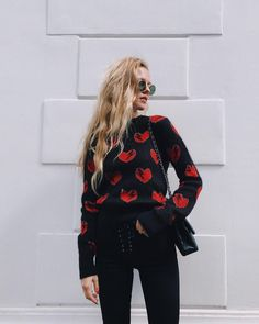 Marie Von Behrens, Fashion Bible, Stylish Sunglasses, Nicole Richie, Style Guides, Your Style, Bell Sleeve Top, Style Inspiration, Instagram