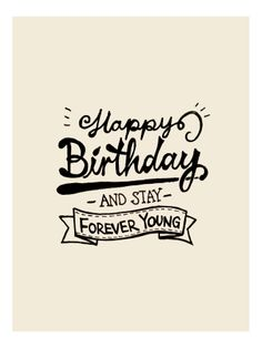 Are you looking for ideas for happy birthday typography?Check out the post right here for unique happy birthday inspiration.May the this special day bring you fun. Happy Birthday Qoutes, Happy Birthday For Him, Happy Birthday Best Friend, Happy Birthday Images, Happy Birthday Cards, Birthday Greetings, Birthday Wishes, Birthday Stuff, Birthday Ideas