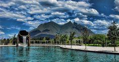 Paseo San Lucia Monterrey México.