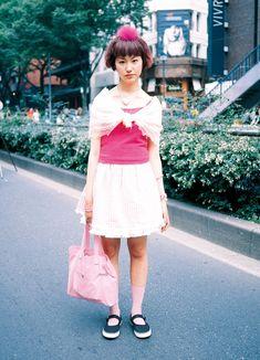 eBook-FRUiTS magazine No.014 Fruits Magazine, 24 Years Old, Japanese Fashion, Harajuku, Tulle, Street Style, Vintage Stuff, Kawaii, God