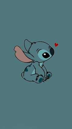 Disney Phone Wallpaper, Cartoon Wallpaper Iphone, Kawaii Wallpaper, Cute Cartoon Wallpapers, Cute Patterns Wallpaper, Cute Wallpaper Backgrounds, Cute Disney Characters, Stitch Drawing, Cute Christmas Wallpaper