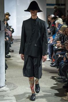 Comme des Garçons Fall 2015 Menswear - Collection - Gallery - Style.com