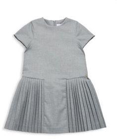 Tartine et Chocolat Toddler's & Little Girl's Zippered Dress