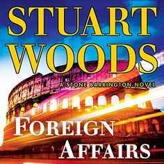 Woods books are so fast paced, and exciting, I loved this one as I do all of his, Stone is such a stinker with women, will he ever lose his stamina? A great read again. Lori