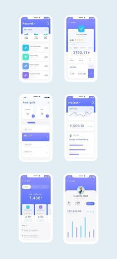 This is our daily iOS app design inspiration article for our loyal readers. Every day we are showcasing a iOS app design whether live on app stores or only designed as concept. Ios App Design, Mobile Ui Design, Interaktives Design, Android App Design, Iphone App Design, Android Apps, Interface Design, User Interface, Wireframe Mobile