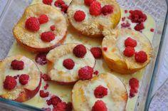 Запеченные персики - рецепт - как приготовить - ингредиенты, состав, время приготовления - Леди Mail.Ru