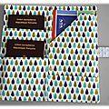 pochette passeport 15 de l'album Accessoires, trousses, pochettes, sacs...