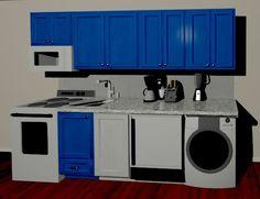 Kitchen Cabinets, America, Design, Home Decor, Decoration Home, Room Decor, Cabinets, Home Interior Design