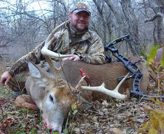 Deer Hunting Tips: Scout Now For Next Year's Whitetails