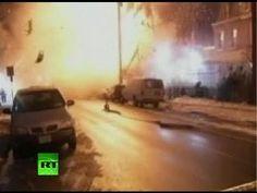 Huge gas blast caught on tape in Philadelphia