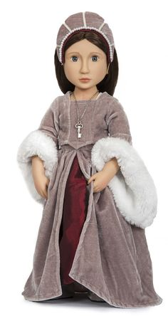 Matilda, Your Tudor Girl™. This is the first doll in the AGFAT series.