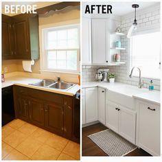 [Decotips] Renovar la cocina con un presupuesto LOW COST | Decoración