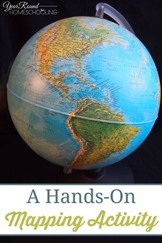 A Hands-On Mapping Activity -