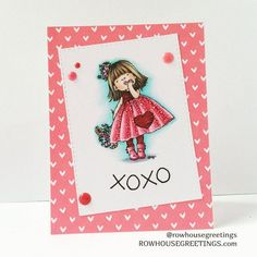 Cute Happy Father's Day Card  Card For Dad  by RowhouseGreetings