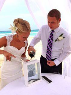 La ceremonia de la arena - bodas.com.mx