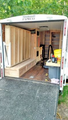 Adam Goodwin uploaded this image to 'Cargo Trailer Conversion 2014'. See the album on Photobucket.