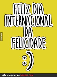 Image result for dia internacional da felicidade