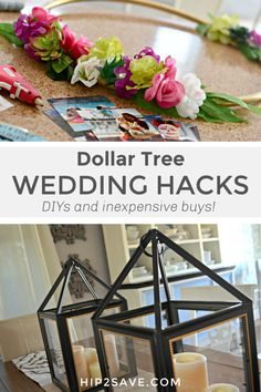 7 Brilliant Wedding Day Hacks Using Dollar Tree Items Our Wedding Day, Wedding Tips, Wedding Planning, Cheapest Wedding Ideas, Diy Wedding Hacks, Wedding Poses, Red Wedding, Budget Wedding, Prom Decor