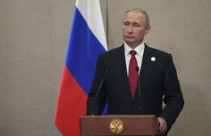 XIAMEN, China (Reuters) - Russian President Vladimir Putin said on Tuesday that any decision by the United States to supply defensive weapons to Ukraine would fuel the conflict in eastern Ukraine and possibly prompt pro-Russian separatists to expand their campaign there.On a visit to Kiev last month,