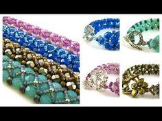 L'Amore Bracelet #Seed #Bead #Tutorials