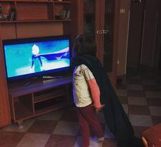 #queenelsa #frozen  #mydaughter