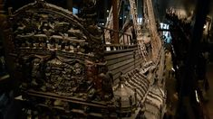 A spectacular battleship from the 1600's - Review of Vasa Museum, Stockholm, Sweden - TripAdvisor Stockholm Sweden, Battleship, Trip Advisor, Museum, Books, Travel, Livros, Voyage, Viajes