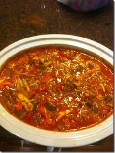 Brunswick Stew - saw this in Savannah and want to try making it at home!