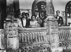 Festas da Curia, Portugal by Biblioteca de Arte-Fundação Calouste Gulbenkian, via Flickr