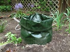 Grow potatoes the easy way: In a container. Learn how: http://bit.ly/JgvqHr #gardening