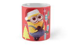 #mug #coffeemug #travelmug #minion #minions #despicableme #christmas #kidsgiftideas #giftforkids #minionchristmas