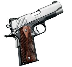 Kimber 1911 Pro CDP II - One of the finest personal defense and duty pistols ever offered by Kimber®.