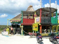 Rastas, Cozumel - one stop on the Cozumel Bar Hop- Emjoyed this bar with friends last Nov.