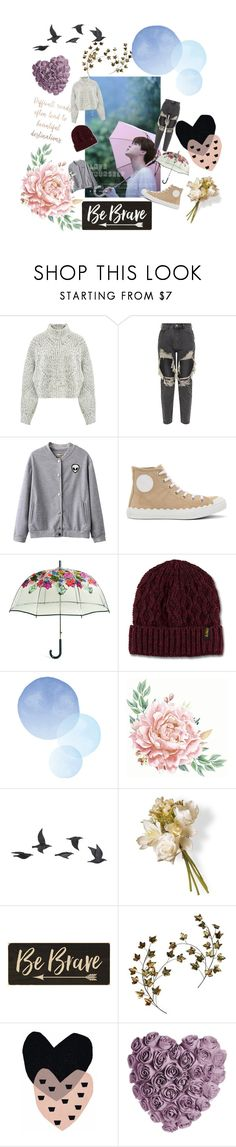 """""""bts jimin"""" by baby-pleasehave-mercyon-me ❤ liked on Polyvore featuring Isabel Marant, Chloé, Vera Bradley, Dr. Martens, Jayson Home, National Tree Company and Seventy Tree"""