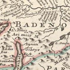 Print map