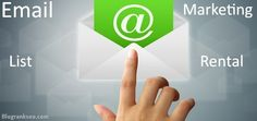 What Should You Know About An Email Marketing List Rental?