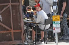 Brooklyn Beckham Photos Photos - 'The 5th Wave' Chloe Moretz was spotted on a date with her boyfriend with Brooklyn Beckham on May 21, 2016.  The two appeared to be eating a salad for lunch. - Chloe Moretz & Brooklyn Beckham On A Date In LA