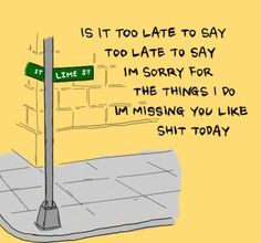 Neck deep-lime st Its a good cool song if you are in too that kinda thing..    :)