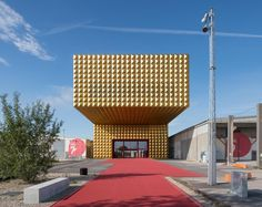 MVRDV's spiky Danish Museum of Rock opens in Roskilde | Architecture and design news from CLAD