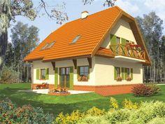 Proiecte de case traditionale. Locuinte pline de farmec - Case practice Home Fashion, House Styles, Outdoor Decor, Modern, Living, Bedrooms, Home Decor, Houses, Arquitetura