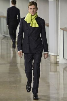 c7c772dced Look from the Hermès men s winter 2015 show. The Monsyeur s Journal ·  Fashion Trends
