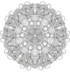 Mandala 722