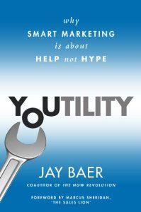 Enter between now and midnight EST, Friday, June 28, and you could win a copy of Jay Baer's newest book, Youtility. Click here for details: http://www.jillceleste.com/how-you-can-win-a-copy-of-youtility-the-latest-book-by-jay-baer/ #contest