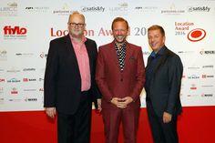 Drei Engel für Essen in Berlin! ;) Von links nach rechts: Gerald Pott, Tom Koperek und Hans Schriever.