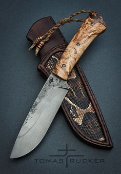 Tomas Rucker Knives | Bushcrafter