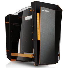Cajas Mini ITX y 1 ATX-MicroATX Inwin modelos exclusivos a buen precio disponibles en Stock Precios desde 90€ en adelante dependiendo la caja 2 años de Garantia 14 dias de devolucion