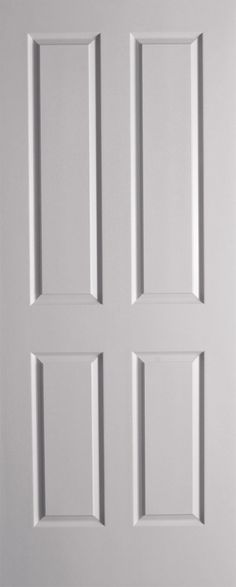 ASC   Moulded Panel Smooth   Hume Doors Internal Doors, House Colors, Armoire, Smooth, Colour, Furniture, Home Decor, Clothes Stand, Color