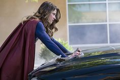'Supergirl' Recap: Alex Confronts Kara Over Her Relationship with Clark