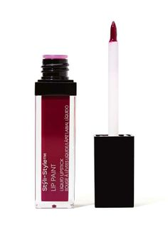 Liquid Lip Paint - Dark Purple