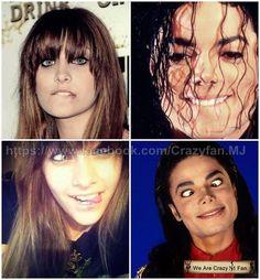 ♥ Michael Jackson ♥ - Like father, like daughter :)